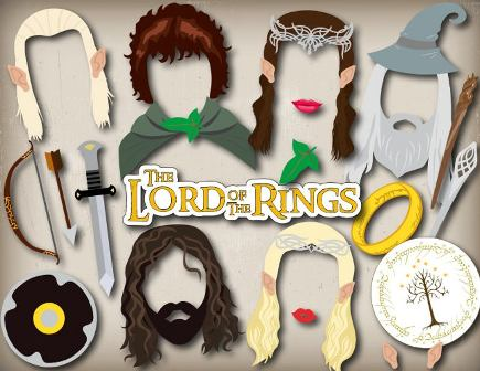 Gift Your Child A Lord of the Rings Themed Party